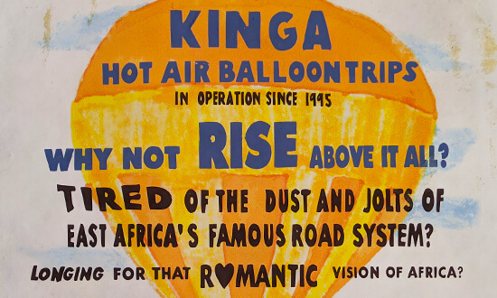 Kinga Hot Air Balloon Trips